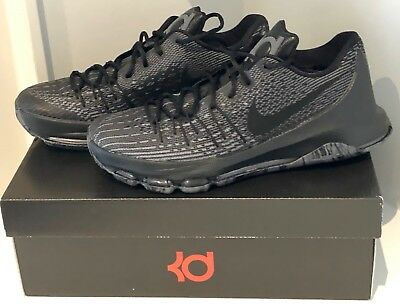 finest selection dc4ab b5ef6 Nike KD 8 VIII BLACKOUT EDITION Shoes 749375-001 Men s Size 10 NEW with BOX