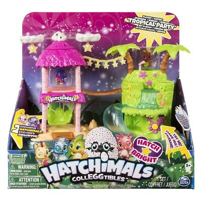 Hatchimals - CollEGGtibles: Tropical Party