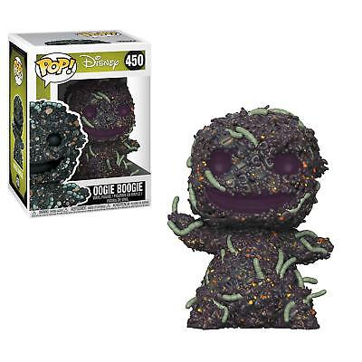 Funko Pop Disney Nightmare Before Christmas - Oogie Boogie with Bugs IN STOCK
