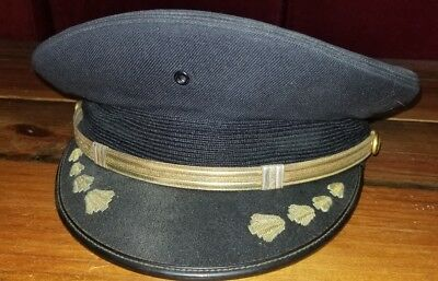 RARE Eastern Airlines Pilots Cap 1960s VINTAGE Collectible Headwear HARD TO FIND