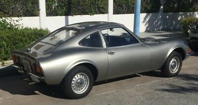 Opel GT coupe   One Owner Low mileage  1969
