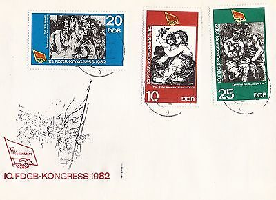 10. FDGB Kongress 1982 DDR