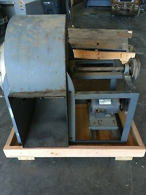 """Dayton 3C074 18 1/4"""" DIA Industrial Blower WITH MOTOR"""