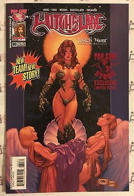Witchblade #80 Fuchsia Foil Dynamic Forces DF exclusive limited to 250 NEW