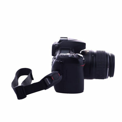 Useful Quick Release SLR Camera Hand Grip Strap Cuff Wrist Belt Camera Tool LV