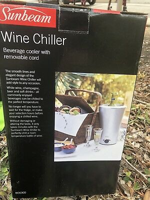 Sunbeam wine Chiller