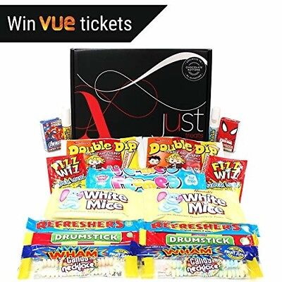 Retro Sweets Atomic Share Box - Two of Every Sweet