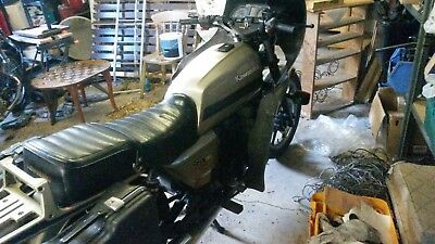 kawasaki GT750 1984 one owner from new