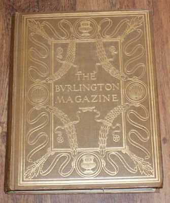 Art: The Burlington Magazine for Connoisseurs. Volume II - June - August 1903