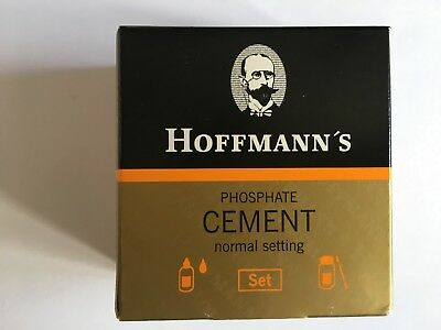 Dental phosphate cement Hoffmann's  normal set  35g + 15ml set colour 3