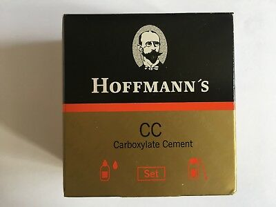 Dental carboxylate cement Hoffmann's  normal set  35g + 15ml set colour 3
