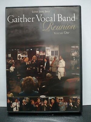 dvd gaither vocal band reunion