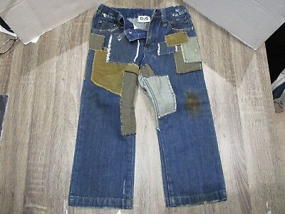Dolce & Gabbana Jeans Adjustable Waist New No TAG size 3 years Unisex