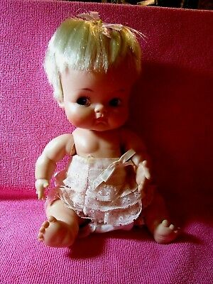 Vintage tagged Alexander LITTLE SHAVER doll just adorable!