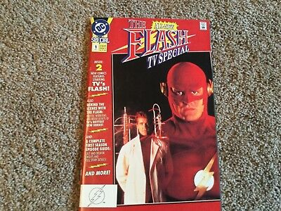 The Flash TV Special #1 1991