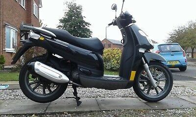 Piaggio Carnaby 125 (big wheel) Scooter.#only 4410 miles#