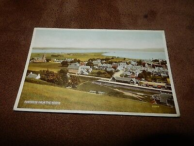 1940's Highland postcard - Fortrose from North - Nr Inverness