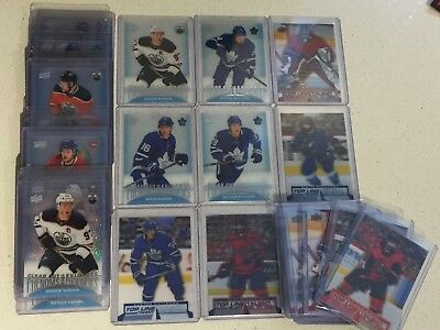 2018-19 Tim Hortons CLEAR CUT PHENOMS and TOP LINE TALENT  - U-Pick *CLEARANCE!*