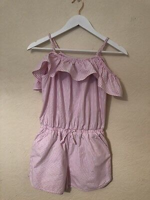Girls Next Pink Playsuit Age 12 Years.