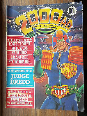 2000 Ad  Sci-Fi Special  1985,