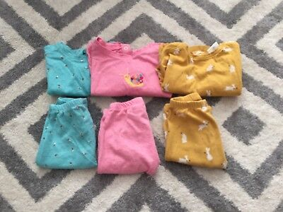 baby girls next up to 3 month Top And Leggings
