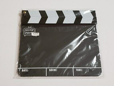 SDCC 2018 Exclusive Swag MOVIE CLAPPER BOARD Clap Slate Shout Factory Adult Swim