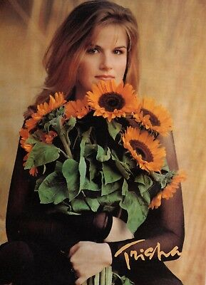 Trisha Yearwood 1 Page 1993 Magazine Picture Clipping
