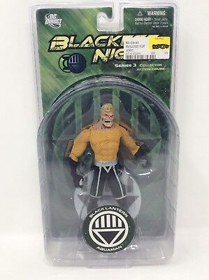 DC Direct Blackest Night Black Lantern Aquaman Series 3 Action Figure