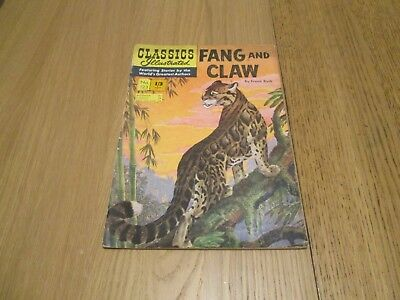 Fang and Claw (1 Issue) #123 - dd.1950's - USA