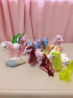 My Little Pony, Mein Kleines Pony G1, Konvolut, tlc, Custom