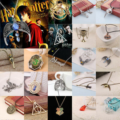 Hermione Granger's time turner necklace from Harry Potter prisoner of azkaban