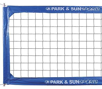 Park  Sun Sports Regulation Size Indoor/Outdoor Professional Volleyball Net wit
