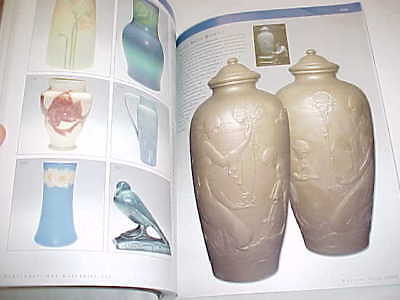 Arts Crafts Pottery Newcomb College Rookwood Grueby Marblehead Walrath Hampshire