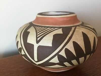 Native American Isleta Pottery Purchased in the 1970s