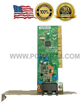 Dell Conexant 0JF495 56K V.92 PCI Fax Analog Modem Card CN-0F495 RD01-D850