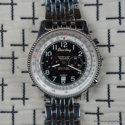 Breitling Navitimer Montbrillant 1903 42Mm Flyback Chronograph A35330 B35 Cosc