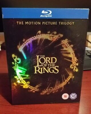 The Lord of the Rings - The Motion Picture Trilogy Complete Series