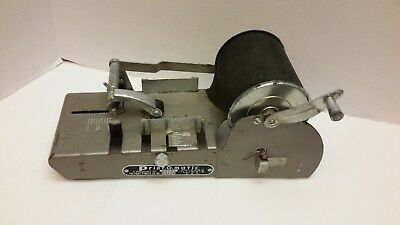 Vintage Print-O-Matic Business Card Stencil Duplicator Model A-2G