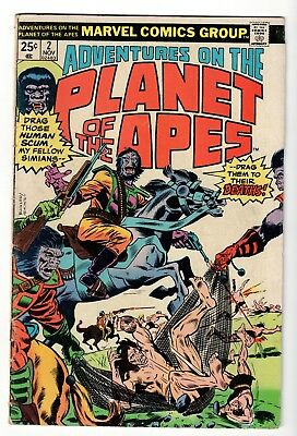 Marvel Comic - Planet of the Apes #2