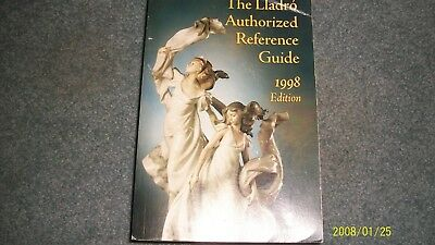LLadro Authorized Reference Guide 1998 Editions Antique Collectible Price Guide