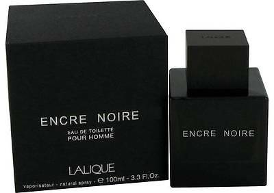 LALIQUE ENCRE NOIRE 100ml EDT Spray  for Men By LALIQUE