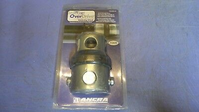 1 - SilverCap, Overdrive Ratcheting Cap ANCRA 49723-10.  NEW