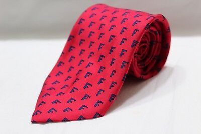 Vineyard Vines(Custom Collection) Men's Tie 100% Silk Made In Usa