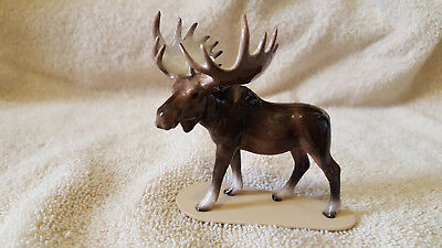 Hagen Renaker Moose Figurine Miniature Collect Nice Gift New Free Shipping 03137