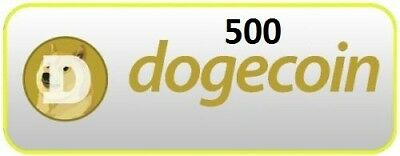 24 Hours Dogecoin (DOGE) Mining Contract Minimum 500 Dogecoins