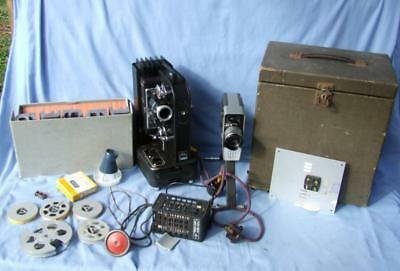 EUMIG STANDARD 8mm PROJECTOR plus a Carry case (CAN POST)