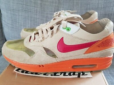 low priced 411a1 c4899 Nike Air Max 1 Clot Kiss of Death 44.5, US 10.5, UK 9.5 wotherspoon