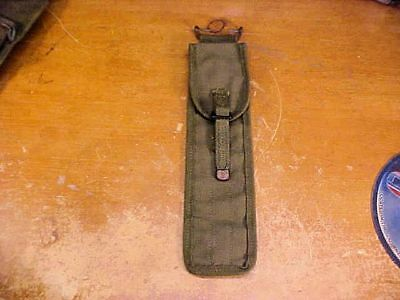 Vintage 1944 WWII US Rifle M1 Cleaning Rod Pouch Case M1-C6573 MINT CONDITION