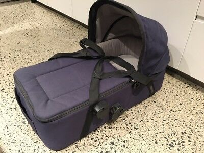 Mountain Buggy Carrycot Bassinet, Navy Blue
