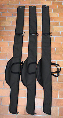 3 Stück Chub Rutenfutterale/Rod Sleeve's, 13 ft, TOP